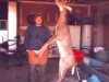 Bill with a 4 point Dismal Swamp Buck